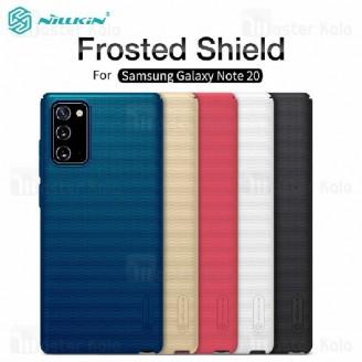 قاب محافظ نیلکین سامسونگ Samsung Galaxy Note 20 Nillkin Frosted Shield