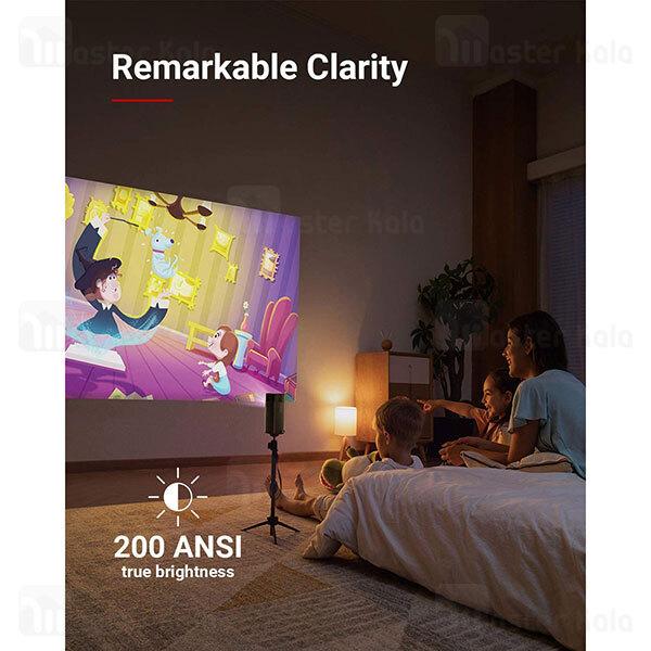 ویدیو پروژکتور وایرلس انکر Anker Nebula Apollo Wi-Fi Mini Portable Projector با اسپیکر و باتری داخلی