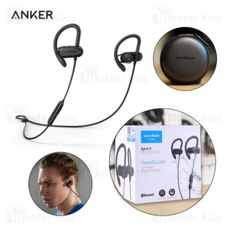 هندزفری بلوتوث انکر Anker Soundcore Spirit X A3451011 Wireless Earphones