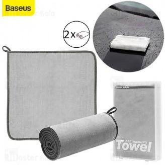 حوله میکروفایبر خودرو بیسوس Baseus Microfiber Towel to Dry CRXCMJ-0G 40x40