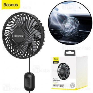 پنکه بیسوس Baseus Departure Vehicle Fan CXQC-A03 دریچه کولری