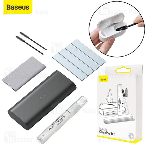 کیت تمیز کننده بیسوس Baseus Portable Cleaning Set ACCLEA-BTZ01