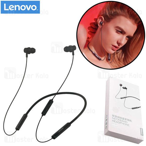 هندزفری بلوتوث لنوو Lenovo QE07 Bluetooth Headset