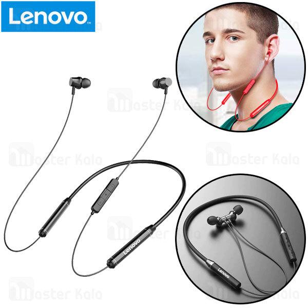 هندزفری بلوتوث لنوو Lenovo QE08 Bluetooth Headset