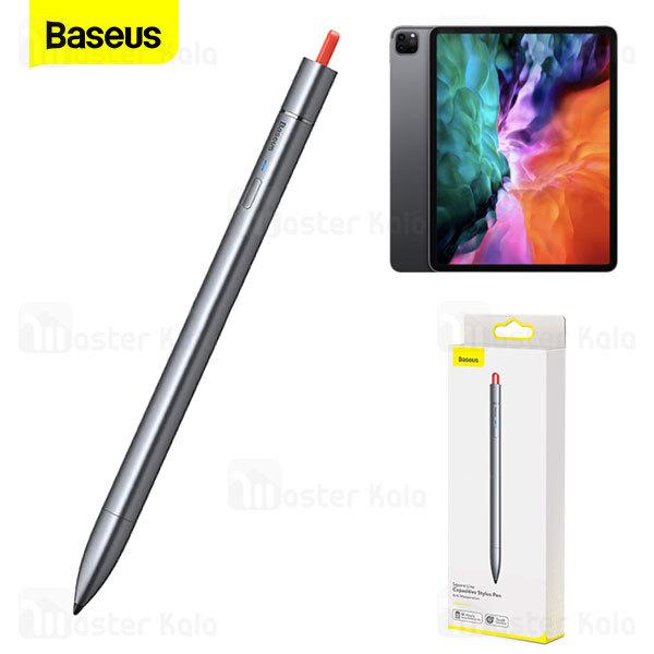 قلم لمسی بیسوس Baseus Square Line Capacitive Stylus Pen CSP01 ACSXB-A0G مناسب آیپد