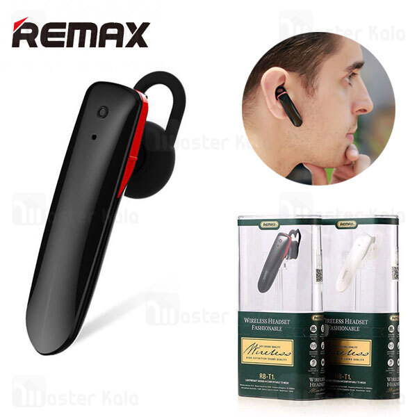 هندزفری بلوتوث تک گوش ریمکس Remax RB-T1 Single Headset