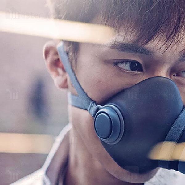 ماسک فیلتردار شیائومی Xiaomi Airmotion Woobi Plus F95 Pm2.5 با بند 360 درجه