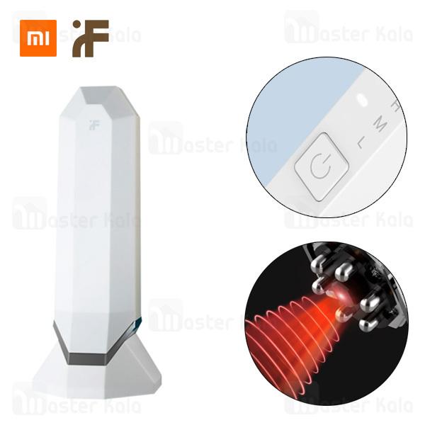 دستگاه ضد چروک صورت شیائومی Xiaomi Youpin InFace RF Facial Beauty Instrument MS6000 8W توان 8 وات