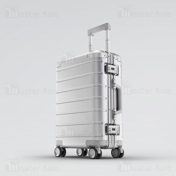 چمدان فلزی شیائومی Xiaomi Metal Carry-On Luggage 20 ظرفیت 31 لیتر