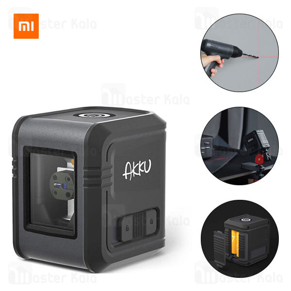 تراز لیزری شیائومی Xiaomi Youpin AKKU Infrared Laser Level Measuring Tool AK311