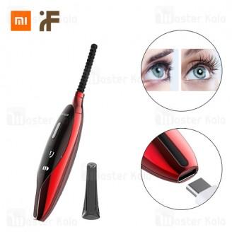 فرمژه شارژی شیائومی Xiaomi Youpin InFace Heated Eyelash Curler ZH-02D 2W