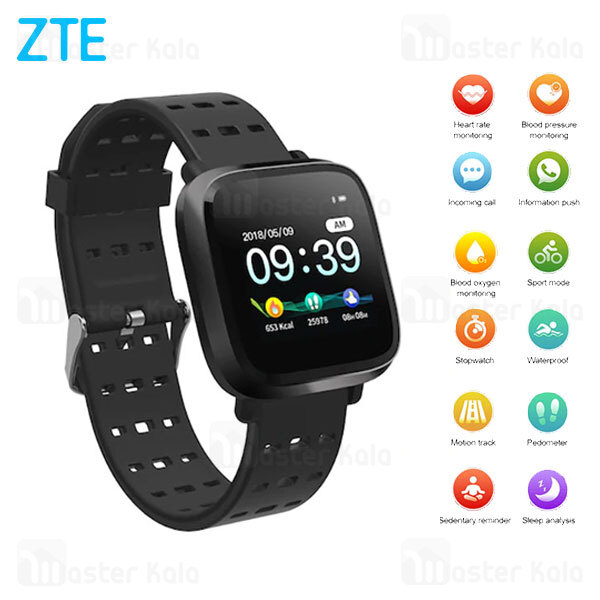 ساعت هوشمند زد تی ای ZTE Y8 Sports Bracelet Smart Watch نسخه گلوبال