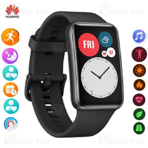 ساعت هوشمند هواوی Huawei Watch Fit Smart Watch TIA-B09 نسخه گلوبال