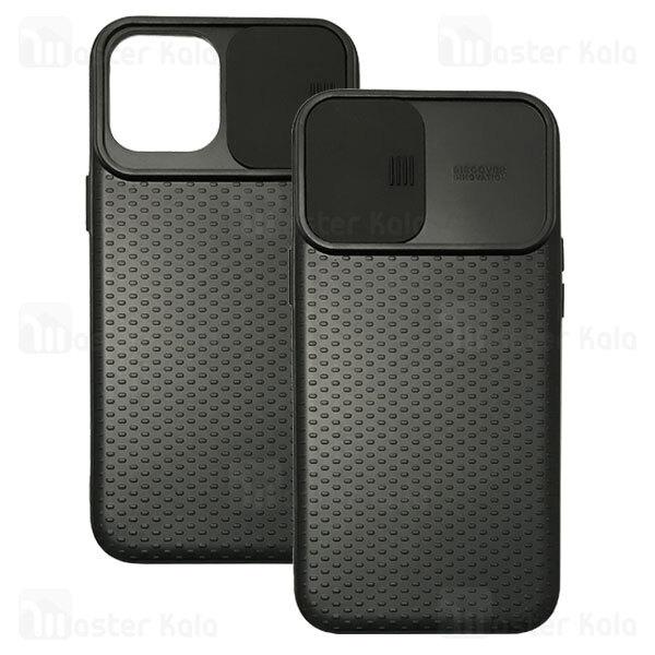 گارد محافظ آیفون Apple iPhone 12 Pro Max Camshield TPU دارای محافظ دوربین