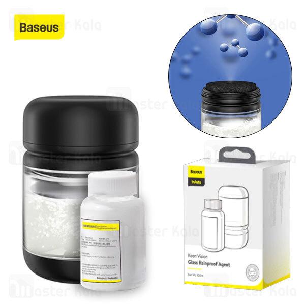 محلول ضدباران و ضدبخار بیسوس Baseus inAuto Keen Vision Glass Rainproof Agent ACFYJ-A01
