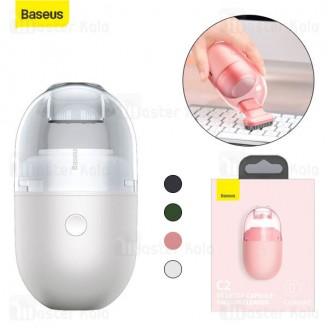 جارو شارژی بیسوس Baseus C2 Desktop Capsule Vacuum Cleaner CRXCQC2-01