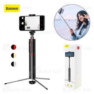 مونوپاد و سه پایه شاتر دار بیسوس Baseus Fully Folding Bluetooth Selfie Stick SUDYZP-D19