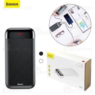 پاوربانک 20000 بیسوس Baseus Mini Cu Digital Display PPALL-CKU01 Power Bank