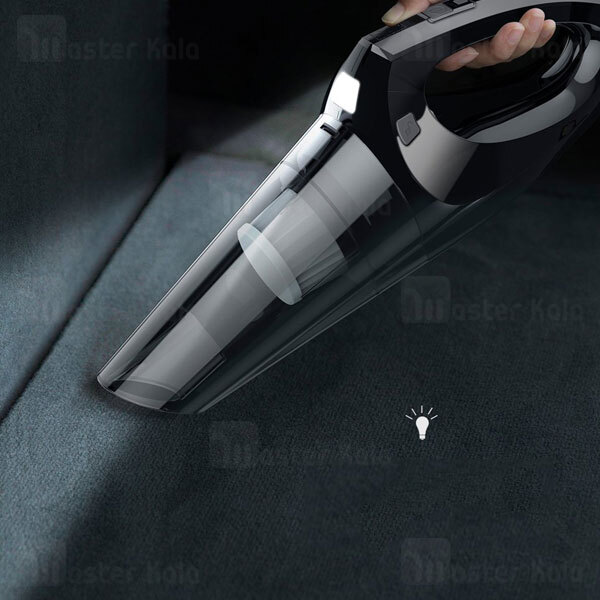 جارو شارژی ماشین بیسوس Baseus Shark One H-505 Car Vacuum Cleaner ACH505-A01 CN Plug