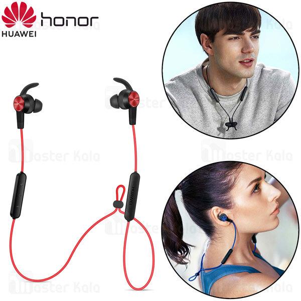 هندزفری بلوتوث هواوی هانر Huawei Honor AM61 Sport Earphones طراحی مگنتی