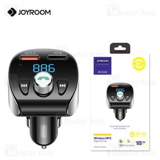 شارژر فندکی و پخش کننده بلوتوث جویروم Joyroom JR-CL02 QC3.0 Wireless MP3 Player