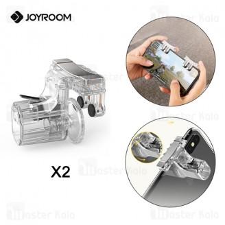 دسته بازی انگشتی جویروم Joyroom Mobile Game Controller 6 Fingers Control JR-ZS167 2PCS دو تایی