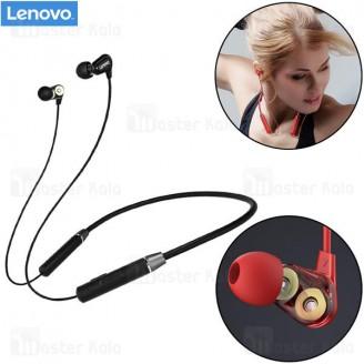 هندزفری بلوتوث لنوو Lenovo HE08 Hanging Wireless Bluetooth