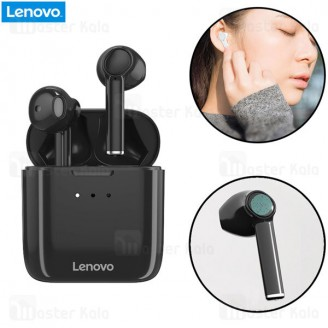 هندزفری بلوتوث دوگوش لنوو Lenovo QT83 True Wireless Earbuds