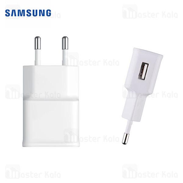 شارژر اصلی سامسونگ Samsung EP-TA10EWE Adapter Charger توان 2 آمپر