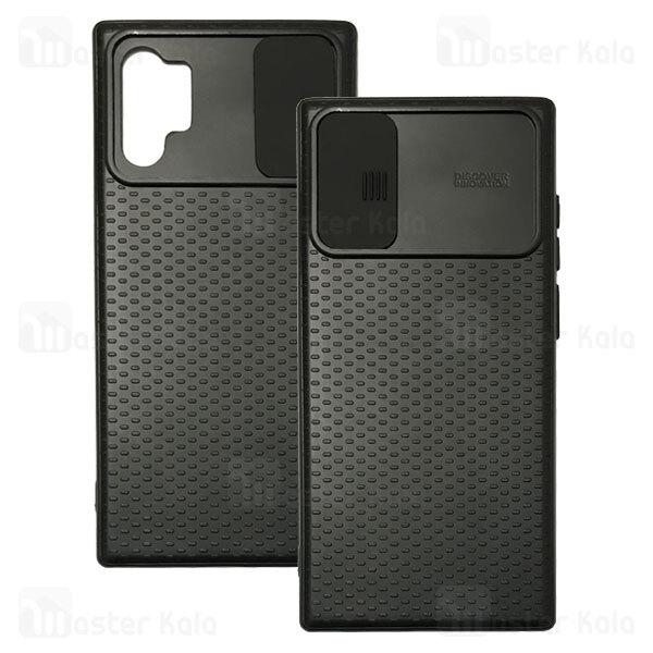 گارد محافظ سامسونگ Samsung Galaxy Note 10 Plus Camshield TPU دارای محافظ دوربین
