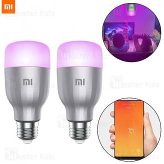 لامپ هوشمند شیائومی Xiaomi Mi LED Smart Light Bulb E27 MJDP02YL 2-Pack پک دوتایی