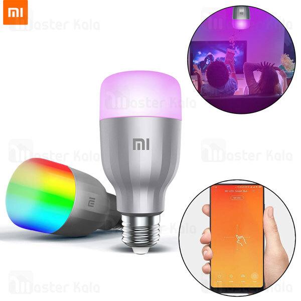 لامپ هوشمند شیائومی Xiaomi Mi LED Smart Light Bulb E27 MJDP02YL