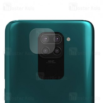 محافظ لنز دوربین شیشه ای موبایل شیائومی Xiaomi Redmi Note 9 / 9s / 9 Pro / 9 Pro Max / 10X 4g Lens