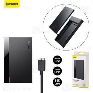 باکس هارد بیسوس Baseus Full Speed Series HDD Enclosure Micro B CAYPH-A01 مناسب درایو 2.5 اینچ
