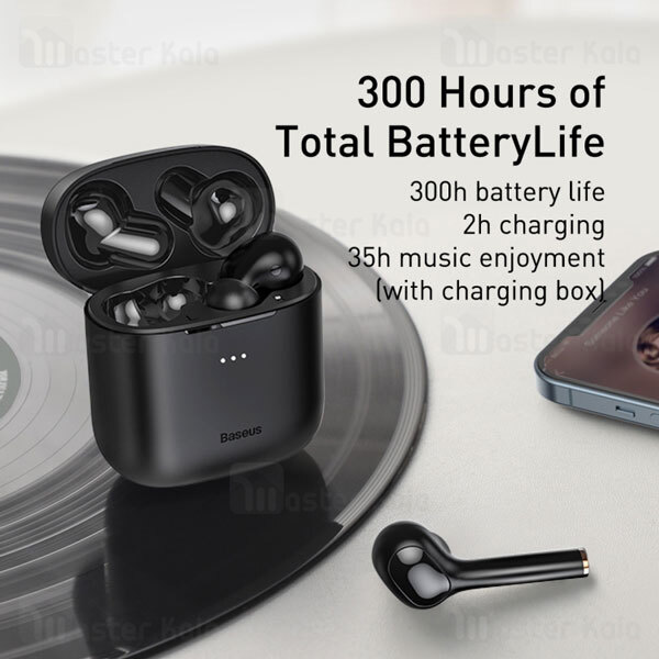 هندزفری بلوتوث دوگوش بیسوس  Baseus W06 Encok True Wireless Earphones NGW06-01 AptX
