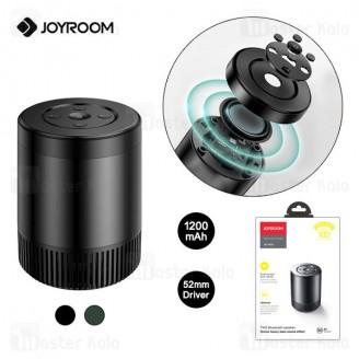 اسپیکر بلوتوث جویروم Joyroom JR-M09 TWS Bluetooth Speaker 1200mAh 5W رم خور