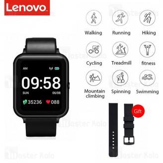 ساعت هوشمند لنوو Lenovo S2 Smart Watch همراه با بند اضافه