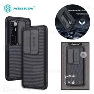 قاب محافظ نیلکین شیائومی Xiaomi Mi 10 Ultra Nillkin CamShield Pro Case دارای محافظ دوربین