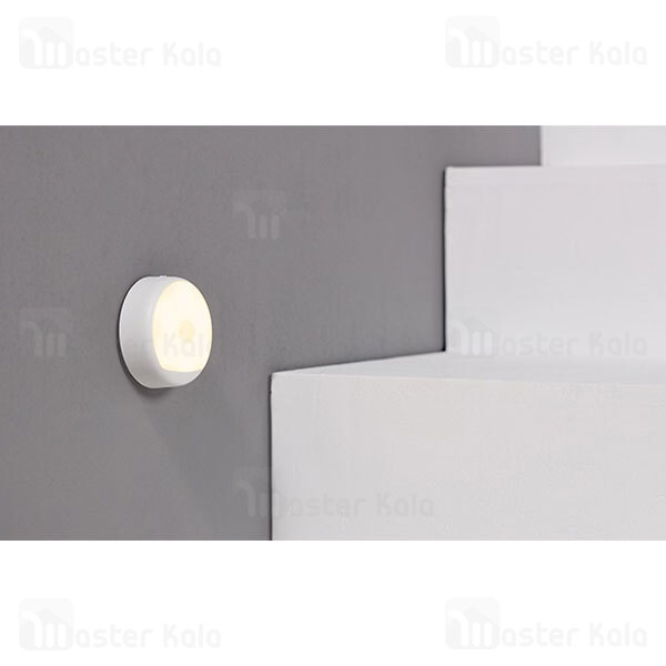 چراغ هوشمند شیائومی Xiaomi Yeelight Night Light Rechargable YLYD01YL دارای سنسور نور و حرکت