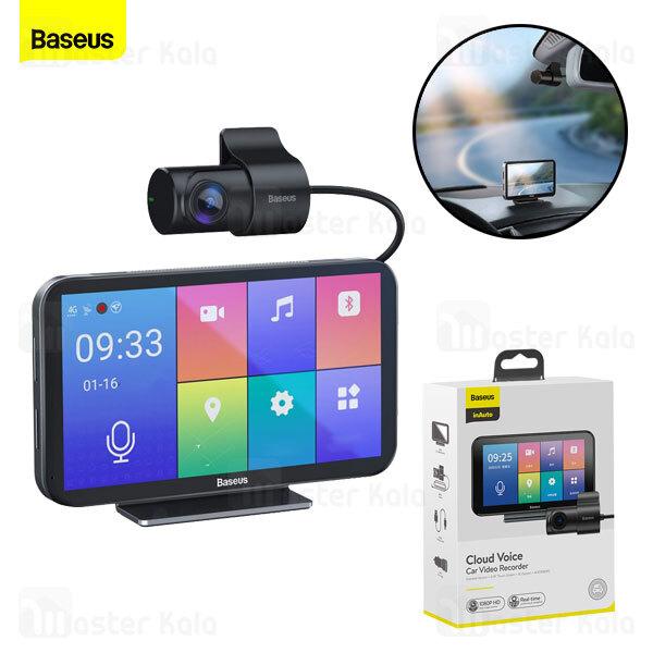 سیستم مولتی مدیا خودرو بیسوس Baseus Cloud Voice Car Video Recorder CRJLY02-01 دارای دوربین