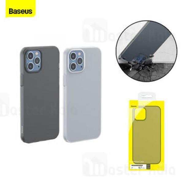 قاب بیسوس آیفون Apple iPhone 12 Pro Max Baseus Comfort Phone Case WIAPIPH67N-SP01