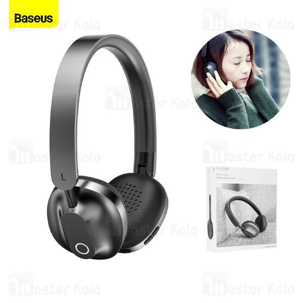 هدفون بلوتوث بیسوس Baseus D01 Encok Wireless Headphone NGD01-0A