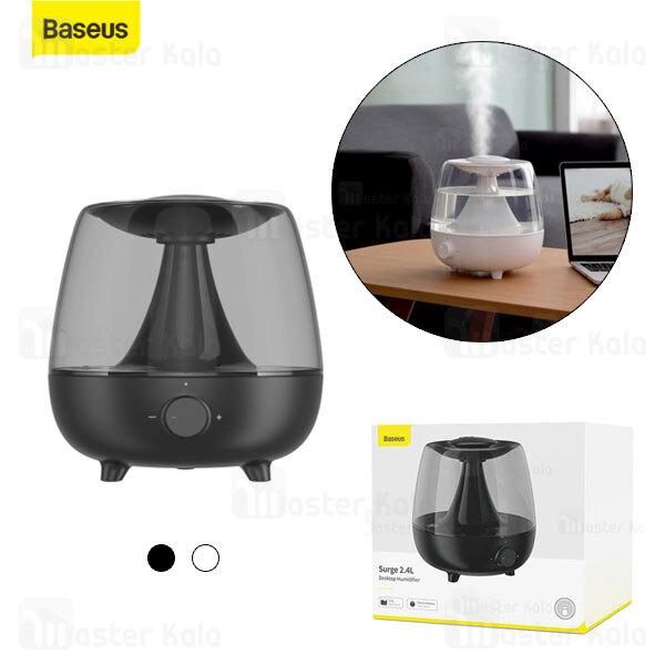 دستگاه بخور سرد بیسوس Baseus Surge 2.4L Desktop Humidifier DHYN-01 CN Plug