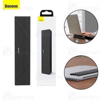 استند لپ تاپ بیسوس Baseus Ultra Thin Laptop Stand SUZB-0G مناسب لپ تاپ های 11 تا 17 اینچی