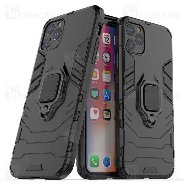 گارد ضد ضربه انگشتی Apple iPhone 12 Pro Max KEYSION ShockProof Armor Ring