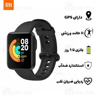 ساعت هوشمند شیائومی Xiaomi Mi Watch Lite Smart Watch نسخه گلوبال