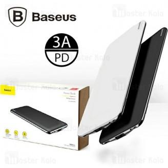 پاوربانک 10000 میلی آمپر بیسوس Baseus simbo smart PD دو پورت با توان 3 آمپر