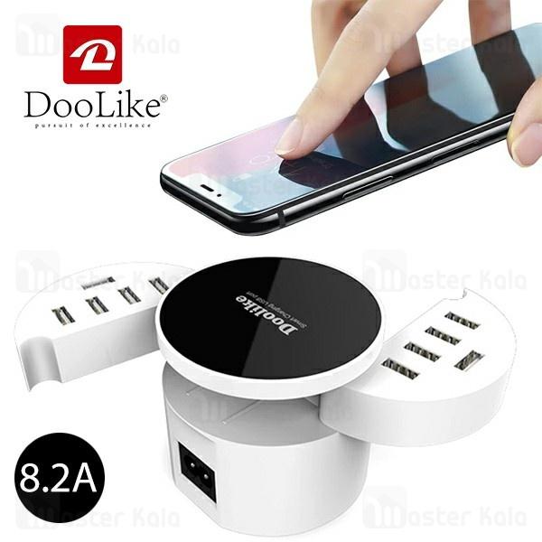 هاب شارژر وایرلس دولایک Doolike DL-CDA16 10 Port USB Charger ده پورت