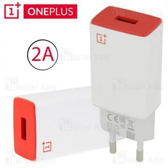 آداپتور شارژر اصلی وان پلاس ONEPlus AY0520 توان 2 آمپر