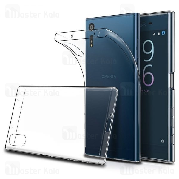 قاب ژله ای سونی Sony Xperia XA1 Plus COCO Clear Jelly Case